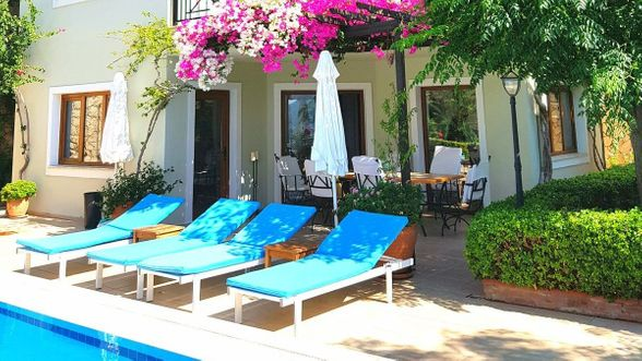 Holiday villa in Kalkan